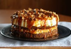 French Toast, Pie, Breakfast, Desserts, Food, Caramel, Torte, Morning Coffee, Tailgate Desserts