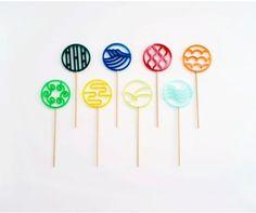 Japanese patterned candy 和柄あめ 日本国内で買えるデザイン雑貨とインテリアのまとめ。