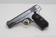 1915 Colt 1908 .380 Speed up and simplify the pistol loading process with the RAE Industries Magazine Loader. http://www.amazon.com/shops/raeind