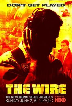 The Wire, HBO - In my top three of best series in the history of television. It's that good, folks. Warning: You MUST devote FULL attention to the show while watching. No internet, no smartphone, no interruptions. Also, closed captions helps.