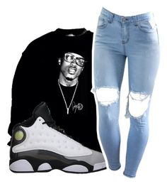 """bby "" by mindset-on-mindless ❤ liked on Polyvore featuring beauty and Retrò"