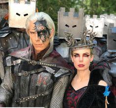 Lord Badevil, Suzie and the Kellum knights