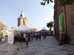 A packed programme of tasty events and activities across the island with Festival HQ and pop up kitchens in the heart of St Peter Port on Market Terrace