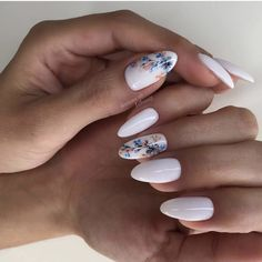 [New] The 10 Best Nail Ideas Today (with Pictures) - Работа мастера г. Perfect Nails, Gorgeous Nails, Pretty Nails, Summer Acrylic Nails, Best Acrylic Nails, Chic Nails, Stylish Nails, Fire Nails, Minimalist Nails