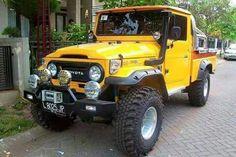 Doel yellow fj45