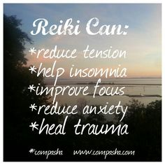 Many hospitals are now using Reiki as an alternative therapy for cancer patients, children and the elderly as it is an incredibly gentle modality.