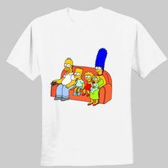 Camiseta simpsons 5 Mens Tops, T Shirt, Fashion, T Shirts, Clothing, Supreme T Shirt, Moda, Tee, La Mode