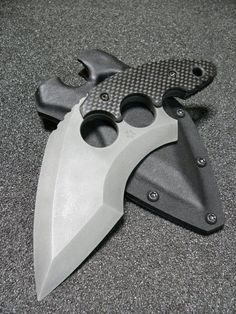 Full Of Weapons: Nemoto Knives