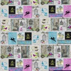Songbird ~ Stamps