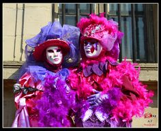 Venetian carnival Remiremont by A F Photography ☻, via Flickr
