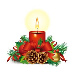Find Christmas Decoration Candle Ribbon Cones Vector stock images in HD and millions of other royalty-free stock photos, illustrations and vectors in the Shutterstock collection. Thousands of new, high-quality pictures added every day. Christmas Words, Christmas Design, Christmas Pictures, Christmas Art, Vintage Christmas, Xmas, Christmas Candle Decorations, Christmas Candles, Christmas Decoupage