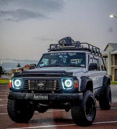 Nissan 4x4, Nissan Trucks, Toyota Trucks, Patrol Y61, Nissan Patrol, Suv Cars, Car Car, Offroader, Mercedes G