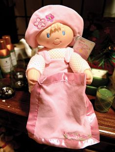 Bookstore: Featured items (Jan-Feb) Peek-a-Boo Talking Dolly: By Baby Gund (0+) {$40} (shipping costs apply) | Incarnation Bookstore: 214.522.2815