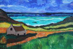 """Naar Jean Duquoc, """"Bretons landschap"""""""