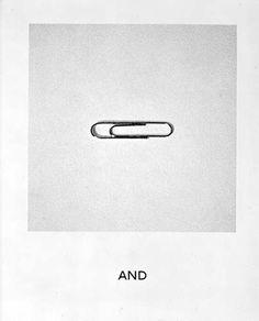 John Baldessari - And, 1997