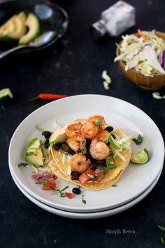 Barbeque-Shrimp-Tostada