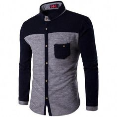 Clothing Type: Men's Shirts Pattern Type: Patchwork Shirts Type: Casual Shirts Style: Casual Collar: Turn-down Collar Material: Cotton, Polyester Closure Type: Single Breasted Rugged Style, Mens Shirt Pattern, Casual Shirts For Men, Men Casual, Social Dresses, Collar Shirts, Men's Shirts, Dress Shirts, Plus Size Men