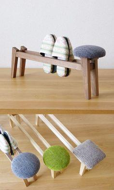 stool for slippers