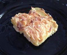 Rezept Kartoffelgratin von Manuschken - Rezept der Kategorie Beilagen