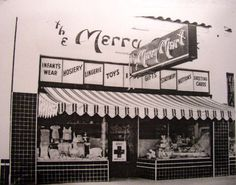 The Merry Mart is now Cleaners Connection on Park and Naglee - San Jose Ca