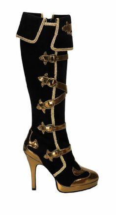 Rubies 6 190505 8 - Piraten Stiefel Größe 8: Amazon.de: Schuhe & Handtaschen