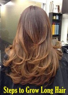 To grow long hair fast, it is not enough to have regular trimming or regular moisturizer application. Apart from these, there are several measures you need to s