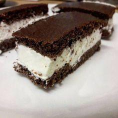 Diétás Kókuszos Kinder Tejszelet Sweet Recipes, Cake Recipes, Dessert Recipes, Healthy Desserts, Healthy Recipes, Healthy Food, Polish Desserts, Salty Snacks, Health Eating