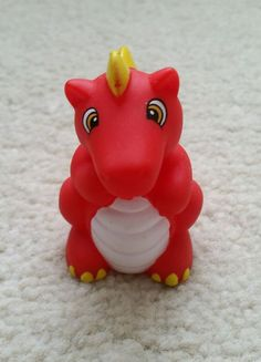 My Little Pony Red Dragon in Toys & Games, TV & Film Character Toys, TV Characters | eBay