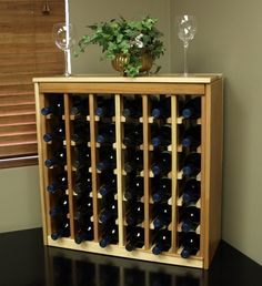 Redwood 36 Bottles Deluxe – 13 Stains to Chose From