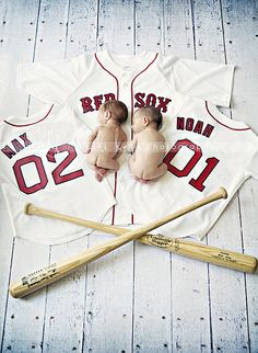@Kristina Murphy....this would be cute!...only with yankees of course!