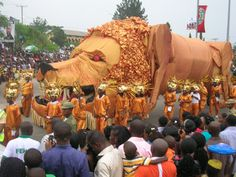 religion and food- most Nigerians celebrate Celebrate christmas, easter, good friday, end of ramadan
