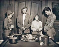Thanksgiving-Beverly Hillbillies