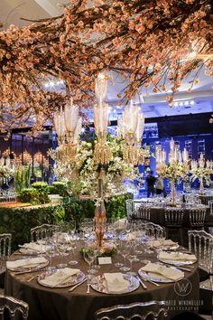 Wedding Decoration photos by photographer Jared Windmüller. Fotos de decoração. Fotos de decoracion de boda Miami.