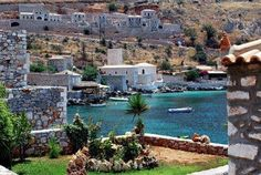 """Areopoli is a town on the Mani Peninsula, Laconia, Greece. The word Areopoli means """"city of Ares"""", the ancient Greek god of war. It was the seat of Oitylo municipality. Areopoli was called Tsimova by the invading Slavs during the 7th century AD"""