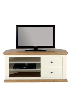 Easton Corner TV Unit - fits up to 50 inch TV | very.co.uk