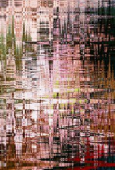 Print: Wave Print IV · CEATHRAMH GORM
