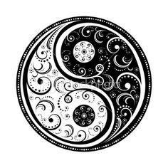 Картинки по запросу le yin et le yang