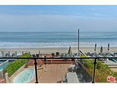 Own the best beach in Malibu - Malibu Colony beach outside the gates (deepest section of sandy beach). Rare opportunity to acquire a seldom offered property on this coveted beach. Keep as is, remodel, or build your dream on this approximate 34 feet of beachfront! 23762 MALIBU RD, Malibu, CA 90265 (MLS # 14769397) - Luxury Real Estate-The Westside