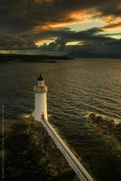 Eilean Bhan Lighthouse,  Skye
