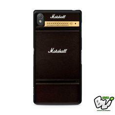 Marshall Jmd Amplifier Sony Experia Z3,Z4,Z5,C3,C4,E4,M4,T3 Case,Sony Z3,Z4,Z5 MINI Compact Case