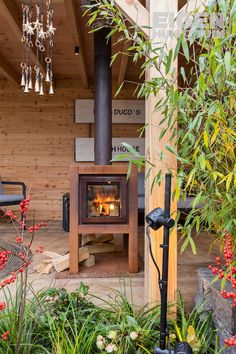 Garden Inspiration, Home Deco, Patio, Stove, Porch, Ikea, Home And Garden, New Homes, Relax