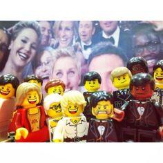 Selfie Lego