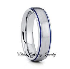 Personalized Engraved Tungsten Carbide Wedding Ring   About Tungsten Carbide  Tungsten Carbide is the hardest of all metals. It is polished to a perfect