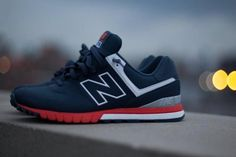 quality design bfaef 87608 new balance New Balance Blanche, New Balance Hombre, New Balance 574, Men s  Sneakers