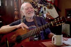 Willie Nelson Tells the Story Behind His Legendary Guitar, Trigger - Wide Open Country