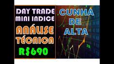 Day Trade Análise Técnica Mini Indice Rompimento Da Cunha 💲 Day Trader, Neon Signs, Mini, Cunha