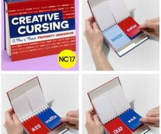 Creative Cursing Game