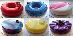 Essa técnica de fazer bolos espelhados vem ganhando os corações de milhares de pessoa. Como Fazer Glaçagem Espelhada