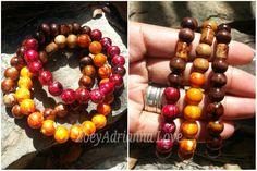 Boho India bracelets