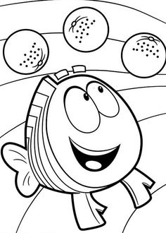 coloring page Bubble Guppies on Kids-n-Fun. Coloring pages of Bubble Guppies on Kids-n-Fun. More than coloring pages. At Kids-n-Fun you will always find the nicest coloring pages first! Cool Coloring Pages, Cartoon Coloring Pages, Christmas Coloring Pages, Animal Coloring Pages, Coloring Pages For Kids, Coloring Books, Kids Colouring, Bubble Guppies Coloring Pages, Infant Activities